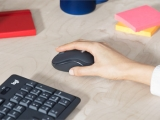 Logitech introduces keyboard-mouse combo with reduced noise
