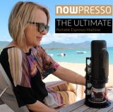 VIDEOS: Claimed 'world-first' Aussie-invented cordless portable espresso machine now available