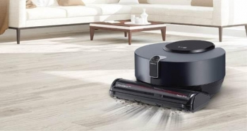 LG launches AI-enabled robotic vacuum cleaner