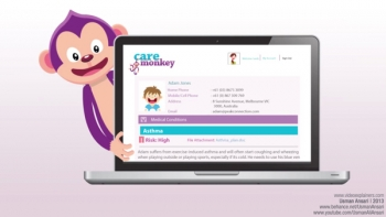 One of the nominees CareMonkey