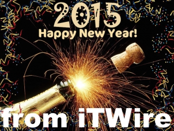 2015: Happy New Year from iTWire!