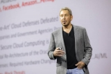 Oracle CTO and chairman Larry Ellison