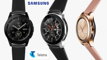 Telstra first to introduce 2018 Samsung Galaxy Watch LTE in Australia