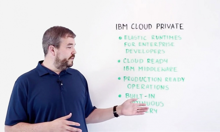 iTWire - IBM launches Cloud Private software platform based