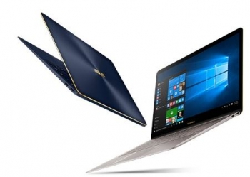 ASUS ZenBook 3 Deluxe – now with Thunderbolt (first look)