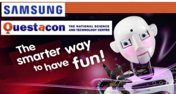 Questacon and Samsung shine spotlight on STEM education