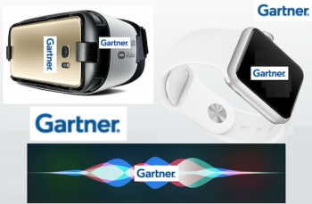 Gartner looks at 'five personal technologies that will disrupt your business'