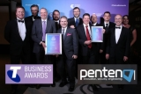 Cybersec firm Penten is the ACT's 2018 Telstra Business of the Year