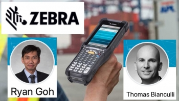 AUDIO Interview: Zebra celebrates 50 years, launches new hardware that empowers Industry 4.0
