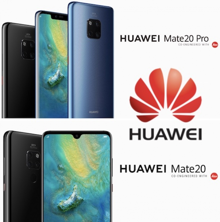 7a467fe4307 LAUNCH VIDEO: Huawei Mate 20 Series now in Australia, pre-order offer  extended