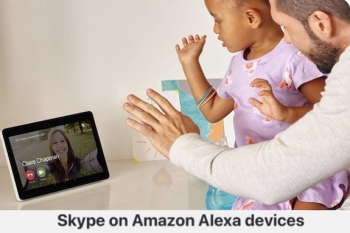 Skype voice and video calls with Alexa arriving in AU, NZ, US, UK, India and Canada