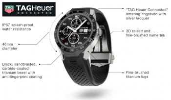 VIDEO: TAG Heuer's Android watch with Intel Inside arrives