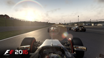 Game Review: F1 2016