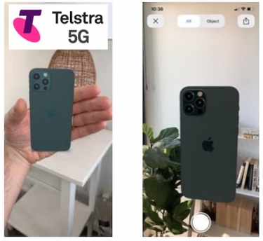 Telstra: new 5G coverage checker, new AR experience in MyTelstra app and new trade-ins