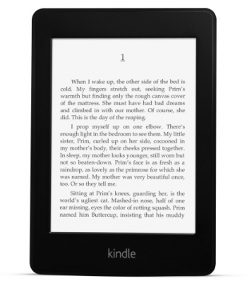 Amazon delivers read-in-the-dark Kindle Paperwhite
