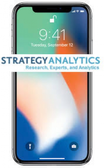 Despite endless fake news of iPhone X demise, Strategy Analytics pegs it as No.1