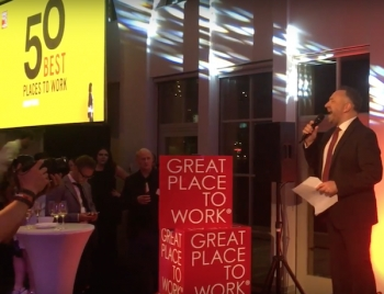 FULL VIDEOS: 50 Best Places to Work in Australia 2016 awards night plus interviews
