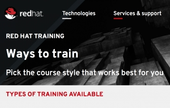 Red Hat's 'virtual training program' in APAC launches