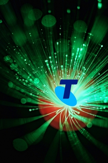 Telstra Infraco lights up Dark Fibre