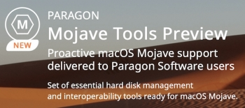 NTFS for Mac Mojave Preview and APFS for Windows Preview editions launched free