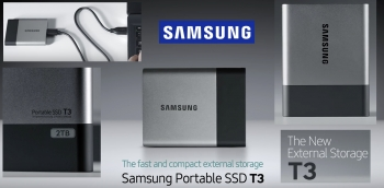 VIDEO: Samsung's flashy new SSD T3 is -the- Flash drive to USB-C