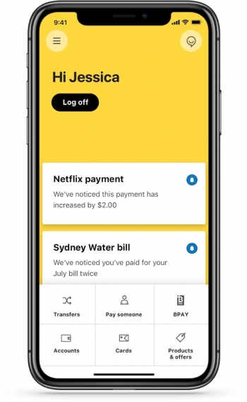 FULL LAUNCH VIDEO: CommBank launches major 4.0 upgrade to its banking app