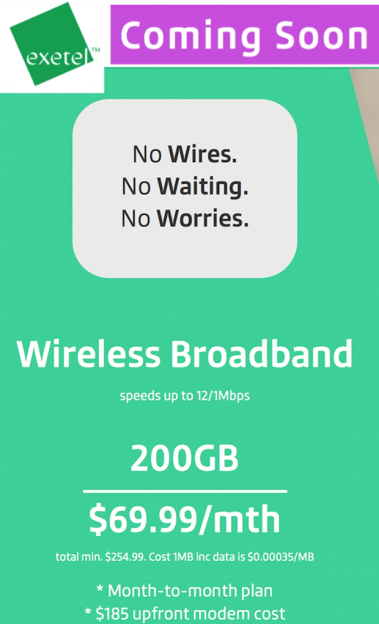 iTWire - Optus finally wholesales its wireless broadband