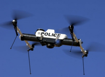 Victorian Police Force planning to buzz crowds with drones?