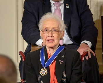 The Infor Coleman AI Platform is named after former NASA mathematician Katherine Coleman Johnson