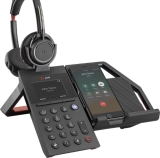 Review - Poly Elara 60W and Voyager Focus UC bring desktop telephony to your mobile device