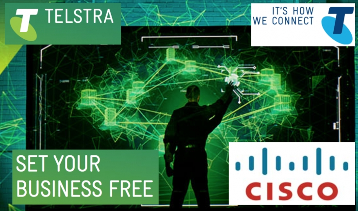 iTWire - Telstra and Cisco promised 'redefined customer experience