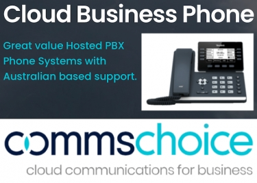 CommsChoice releases Hosted PBX plans with included handsets for $15/mth PAYG