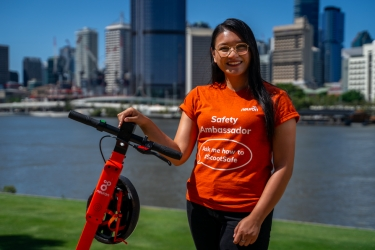 Neuron Mobility partners with Road Safety Foundation on e-scooter safety campaign