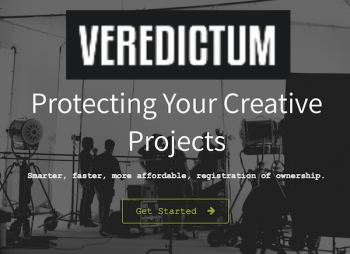 Veredictum.io's Big Hairy Audacious Goal: reduce film and video piracy by 80%