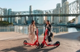 E-scooter firm Neuron Mobility launches 'Follow my Ride' safety feature in Australia