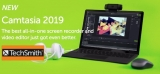 Camtasia 2019 launches with over 80% of the most popular feature and improvement requests from users