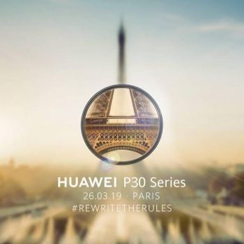 VIDEO: Huawei teases new P30 range with extreme zoom coming 26 March
