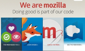 Mozilla launches open source support programme