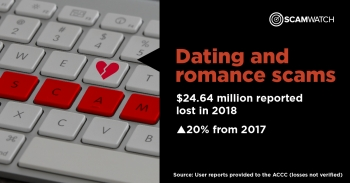 Beware Valentine's Day scammers, they are after your money