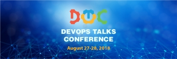 DevOps Talks Conference 2018 coming to Sydney, 27-28 August