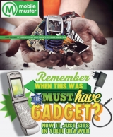 MobileMuster recycles over 1 million phones and batteries, 79 tonnes of components