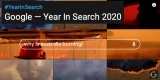 Google's 'Year in Search 2020': Here's what Aussies searched for this year