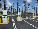 Tritium continues global expansion with new electric vehicle fast charging stations in California