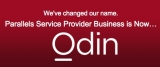 Parallels adopts Odin brand for its service provider business