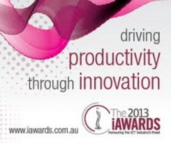 2013 iAwards Recognising Collaborations that Produce Innovations in ICT