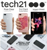 Tech21 drops new iPhone 8, 8 Plus and X cases to protect 'drop after drop'