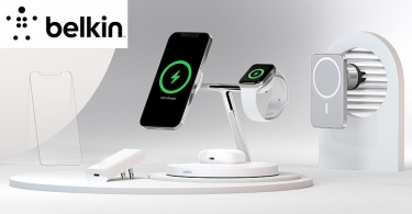 Belkin's new iPhone 12 MagSafe Wireless Charging Accessories get a Boost and use the Force!