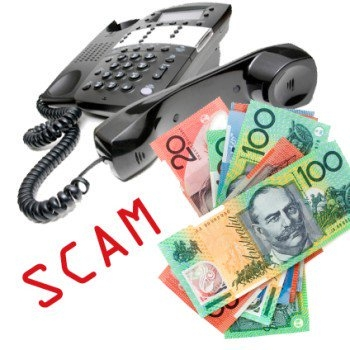 Scams cost Ausses $300 million in 2016