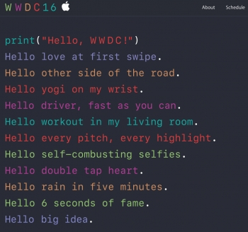 WWDC 2016 on 13-17 June: the day OS X becomes MacOS?