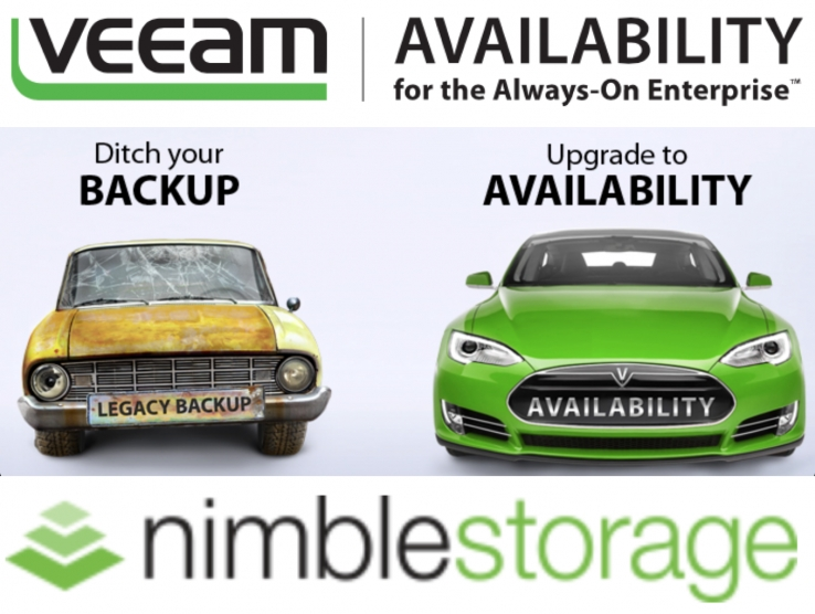 iTWire - Veeam expands storage integration in upcoming